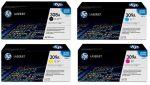 HP 309A bundel Q2670A / Q2671A / Q2672A / Q2673A