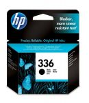 HP 336 zwarte inktcartridge / ~ 220 pag.