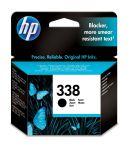 HP 338 zwarte inktcartridge / 480 afdrukken