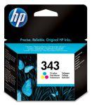 HP 343 drie-kleuren inktcartridge / 330 afdrukken