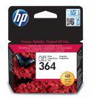 HP 364 foto zwarte inktcartridge / 130 foto 's