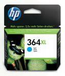 HP 364XL cyaan inktcartridge / 750 afdrukken