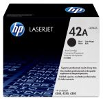 HP 42A zwarte toner (Q5942A) / 10000 afdrukken