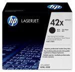 HP 42X zwarte toner (Q5942X) / 20000 afdrukken