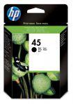 HP 45 zwarte inktcartridge / 930 afdrukken