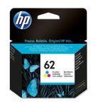 HP 62 drie-kleuren inktcartridge / 165 afdrukken