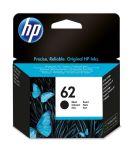 HP 62 zwarte inktcartridge / 200 afdrukken