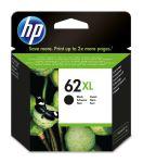HP 62XL zwarte inktcartridge / 600 afdrukken
