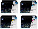 HP 644A bundel Q6460A / Q6461A / Q6462A / Q6463A