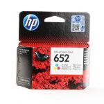 HP 652 drie-kleuren inktcartridge / 200 afdrukken