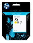 HP 72 gele inktcartridge 69 ml