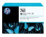 HP 761 donkergrijze DesignJet inktcartridge, 400 ml