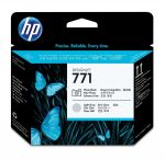 HP 771 fotozwarte/lichtgrijze Designjet printkop