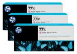HP 771C licht magenta Designjet inktcartridge, 3-pack / 3x775 ml