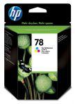 HP 78 kleuren cartridge / capaciteit 1200 pagina's