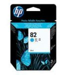HP 82 cyaan inktcartridge 28ml
