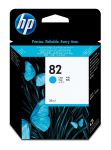 HP 82 cyaan inktcartridge 69ml