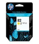 HP 82 gele inktcartridge 28ml