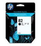 HP 82 zwarte inktcartridge 69ml