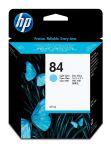 HP 84 licht cyaan inktcartridge 69ml