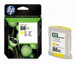HP 88XL gele inktcartridge / 17.1ml - capaciteit 1.540 pagina's