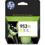 HP 953XL gele inktcartridge hoge capaciteit / 1600 afdrukken