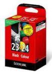 Lexmark 23/24 inktcartridge combopak zwart/kleur