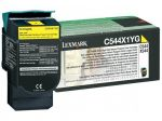 Lexmark C544X1YG toner geel / 4000 afdrukken