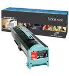 Lexmark W850H21G toner zwart / capaciteit 35000 afdrukken