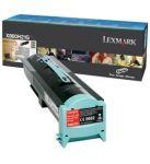 Lexmark X860H21G toner zwart / capaciteit 35000 afdrukken