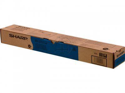 sharp toner mx27gtca cyaan 15000 afdrukken